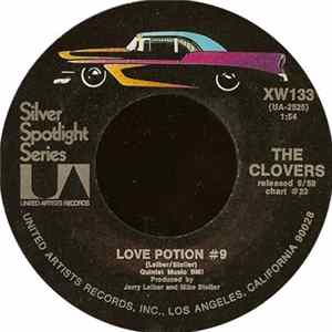 Scarica The Clovers - Love Potion #9 / Stay Awhile Gratis