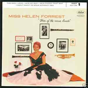 Scarica Miss Helen Forrest - Voice Of The Name Bands Gratis