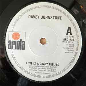Scarica Davey Johnstone - Love Is A Crazy Feeling Gratis